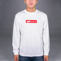 SUPER GTドライロングスリーブTシャツ