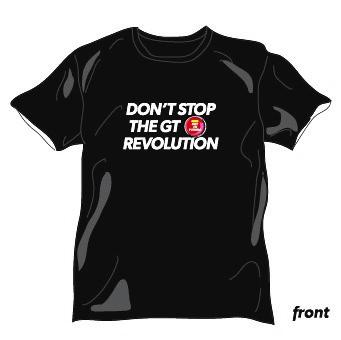 【2020会員限定】SUPER GT応援Tシャツ(ブラック・2XL)