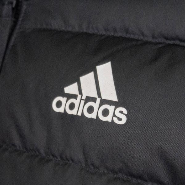 adidas ダウンパーカー(Lサイズ)