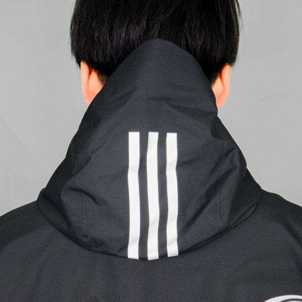adidas レインドライジャケット(Mサイズ)