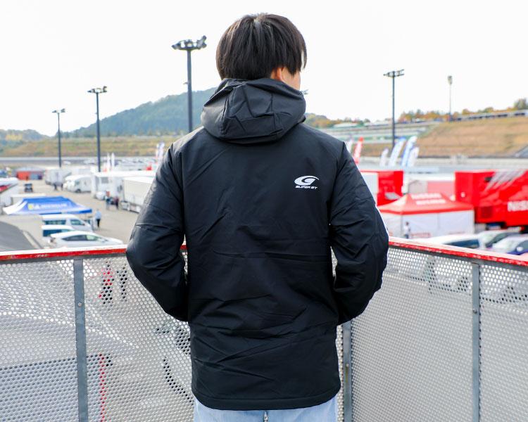 adidas パデットパーカー(Mサイズ)