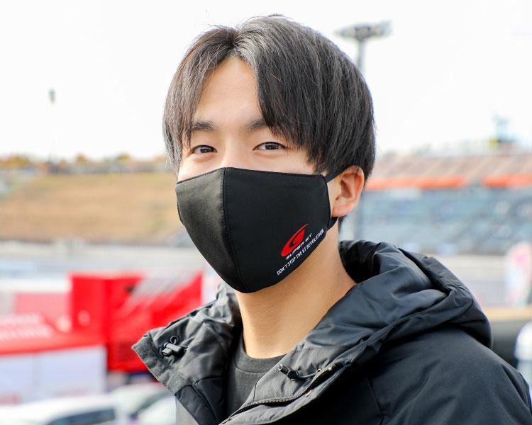 【1/20順次発送予約販売】SUPER GTマスク(Mサイズ)