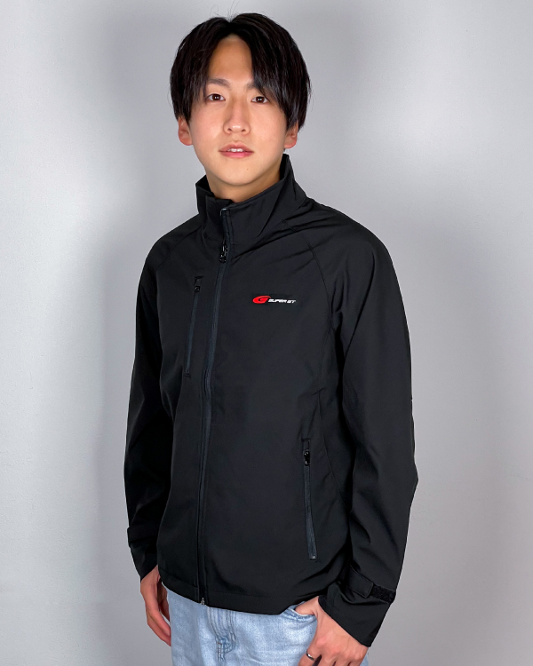SUPER GTソフトシェルジャケット2020(Lサイズ)