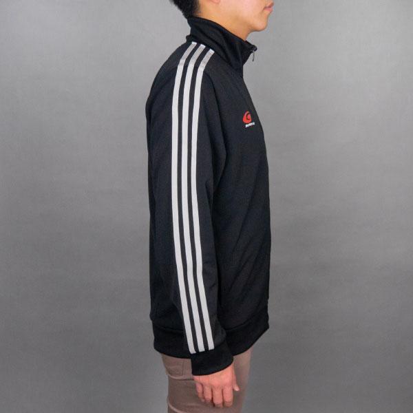 adidas トラックジャケット(Oサイズ)