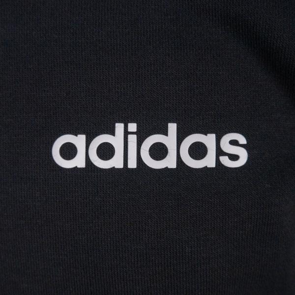adidas 3ストライプススウェット(Oサイズ)