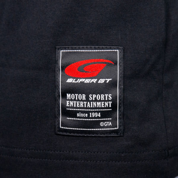adidas ブラシストロークグラフィックTシャツ(BK/Lサイズ)