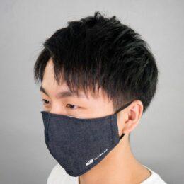 SUPER GTデニムマスク