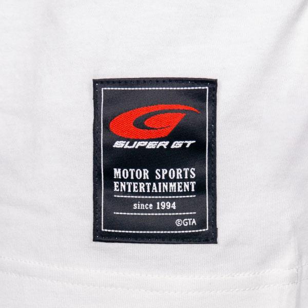 adidas ブラシストロークグラフィックTシャツ(WH/Lサイズ)