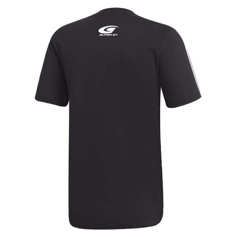 【SC会員先行販売】adidas 3ストライプスTシャツ(Lサイズ)