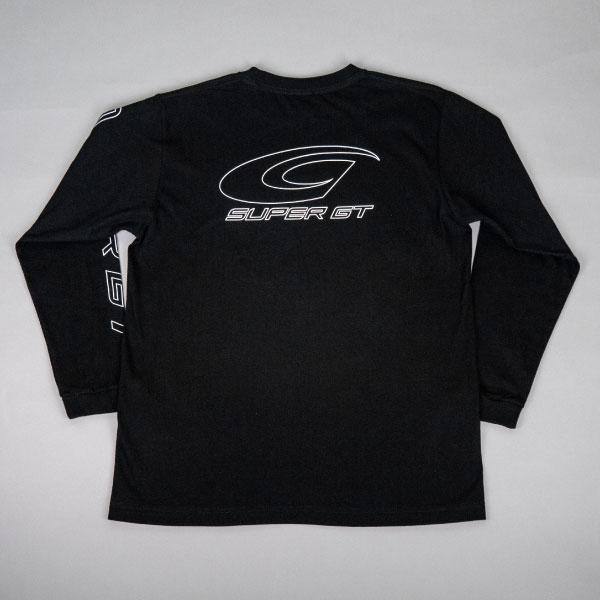 SUPER GT ブラッシュロングスリーブTシャツ Lサイズ