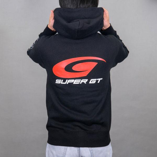 SUPER GT スタンダードパーカー Lサイズ