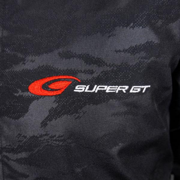 SUPER GT カモフラシェルパーカー Lサイズ