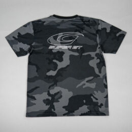 SUPER GTドライカモフラTシャツ BRUSH