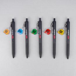 SUPER GTウェイトチャームボールペン