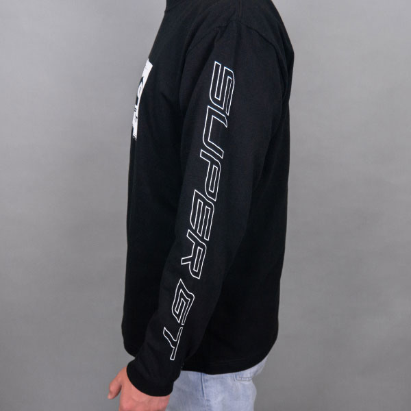 SUPER GT ブラッシュロングスリーブTシャツ Mサイズ