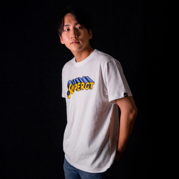 SUPER GT グラフィックTシャツ(XLサイズ)