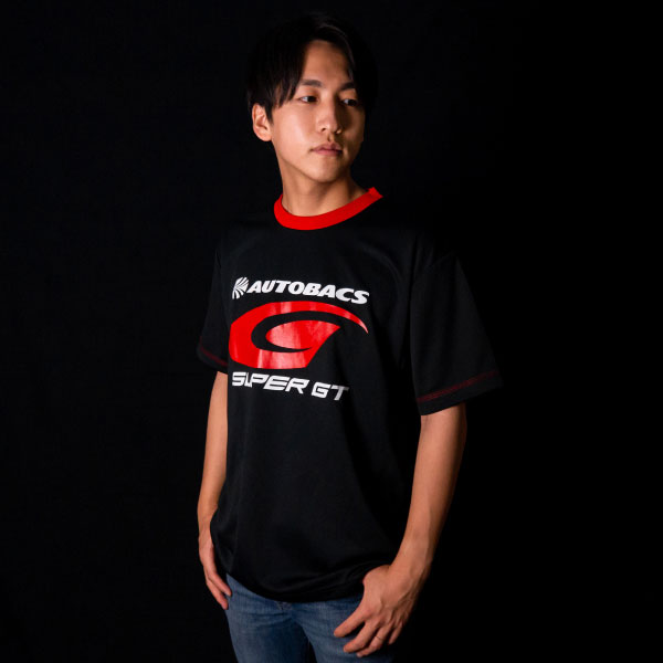 SUPER GT GTカラードライTシャツA(Mサイズ)