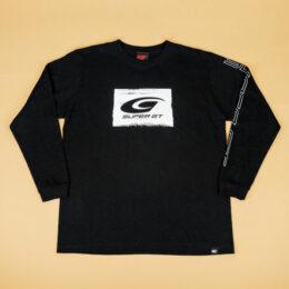 SUPER GT ブラッシュロングスリーブTシャツ