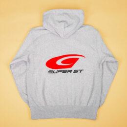 SUPER GT ヘビーパーカー(グレー)