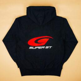 SUPER GT ヘビーパーカー(ブラック)