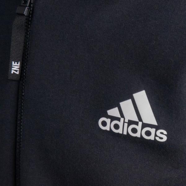 adidas Z.N.Eフルジップフーディー(XOサイズ)